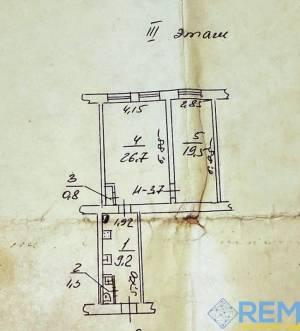 2-комн., 58 кв. м., Садиковская, Молдаванка, Одесса, Приморский район