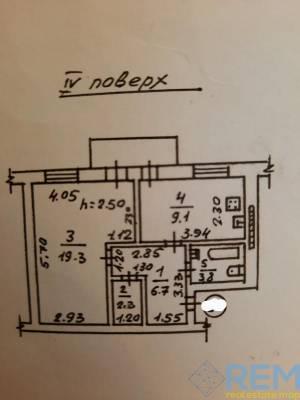 1-комн., 42.1 кв. м., Фонтанская дорога, Фонтан, Одесса, Приморский район