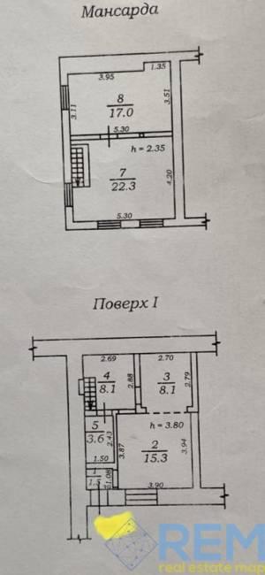 2-комн., 82 кв. м., Прохоровская, Молдаванка, Одесса, Малиновский район