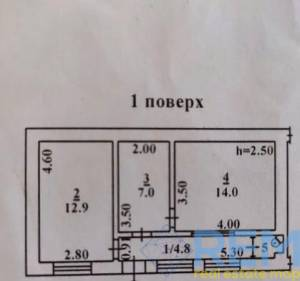 2-комн., 40 кв. м., Болгарская, Молдаванка, Одесса, Малиновский район