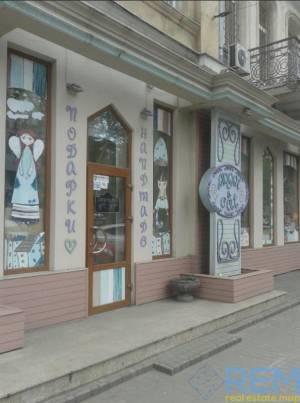Магазин, Троицкая, 46 кв. м., Центр, Одесса, Приморский район
