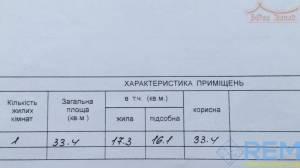 Торгово-офисное, Ильфа и Петрова, 34 кв. м., Таирова, Одесса, Киевский район