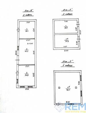 Комплекс сооружений, Разумовская, 2000 кв. м., Молдаванка, Одесса, Малиновский район
